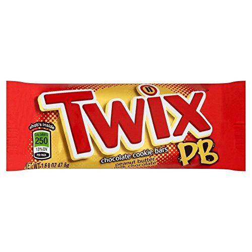 Twix Erdnussbutter 47.6 g