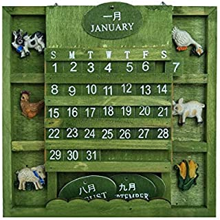Calendar Creative Magnetic Ball Wall Clock Perpetual Wall Calendar 2019 Novelty Decor European Style Calendar Clock Timer Planner Date Office & School Supplies