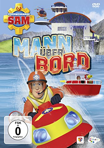 Feuerwehrmann Sam - Mann über Bord (9.Staffel Teil 1)