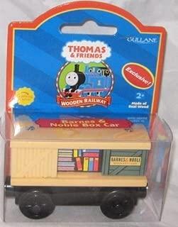 Thomas the Train Wooden Barnes & Noble Box Car Exclusive