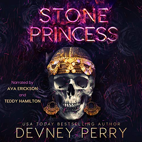 Stone Princess cover art