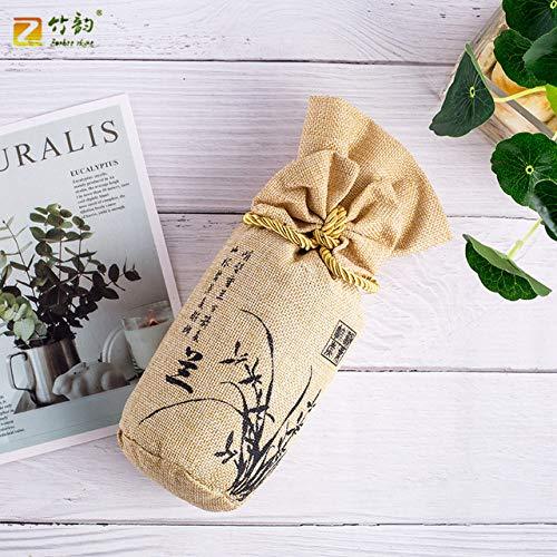 LJQLXJ Bolsa de carbón de bambú Eliminador de olores de bolsas de...