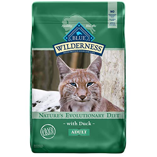 Blue Buffalo Wilderness Duck Cat