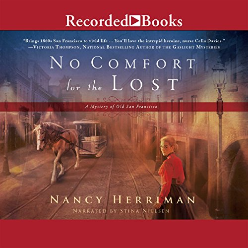 No Comfort for the Lost audiobook cover art