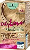 SCHWARZKOPF ONLY LOVE Coloration, Haarfarbe 9.00 Karamellblond, Stufe 3, 1er Pack (1 x 143 ml)