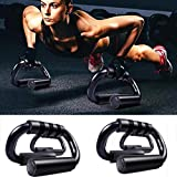 CINUE Push Up Bars Push-up Stands Push Up Handles Strength...