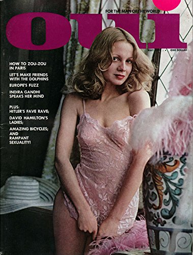 Oui Magazine May 1973 Issue
