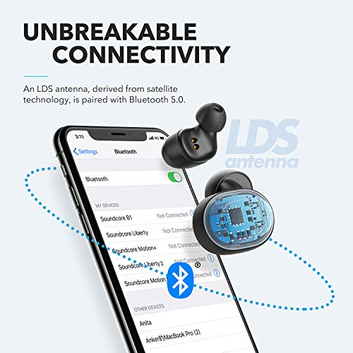 In-Ear Kopfhörer Anker Soundcore Liberty Neo Bluetooth Bild 6*