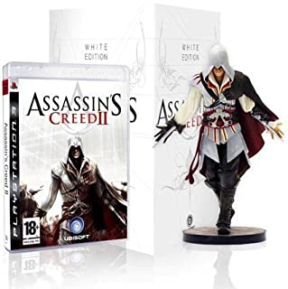 Assassin's Creed II White Edition ( Limited Edition ) (B003C268B8) | Amazon price tracker / tracking, Amazon price history charts, Amazon price watches, Amazon price drop alerts