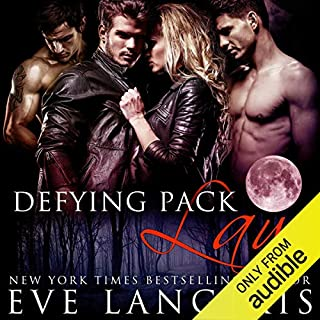 Defying Pack Law audiobook cover art