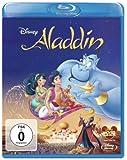 Bluray Kinder Charts Platz 10: Aladdin [Blu-ray]