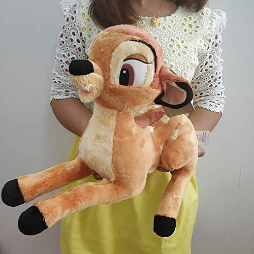 Cartoon Little Deer Bambi Baby Plüschtier Kuscheltier Weiche Puppe Für Geburtstagsgeschenk Für Kinder 35 cm