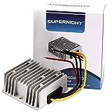 SUPERNIGHT DC/DC Waterproof Converter Regulator 48V...