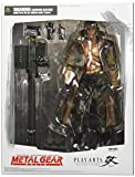 Square Enix Metal Gear Solid Play Arts Kai Liquid Snake Action Figure