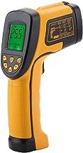 Smart Sensor, termómetro de infrarrojos portátil sin contacto de temperatura pistola industrial temperatura aceite de alta temperatura pistola temperatura agua -50 ~ 600 °C