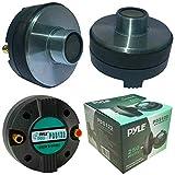 PYLE PDS122 PDS 122 Driver a compresión Tweeter 125 vatios rms 250 vatios MAX fileteado de 1' 2,50 cm por trompetas DJ casa Fiestas impedancia 8 Ohm 95 db Bobina 35 mm 1 piezo