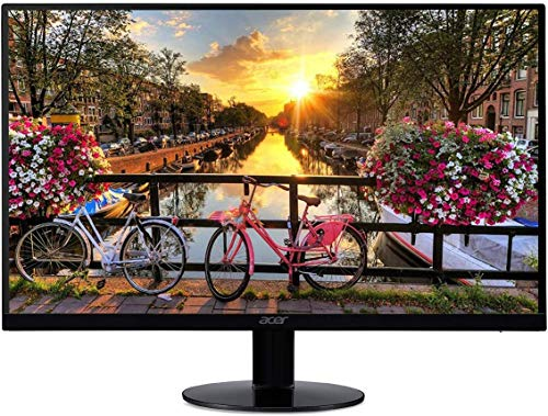 Acer SA270BBIX 27 inch Full HD Ultraslim IPS Monitor with Freesync