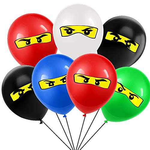 Ningago Birthday Party Supplies Ningago Ballloons For Kids Birthday Party Favor Decorations-50 Pack