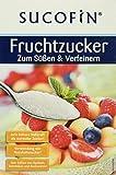 SUCOFIN Fruchtzucker 3er Pack, 3 x 500 g -