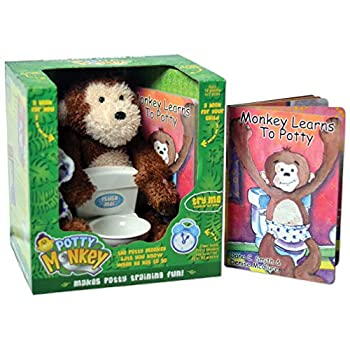The Potty Monkey (with Timer!)