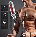 QIXIN Adjustable Strength Twisted arm Fitness Equipment Gym Forearm Fitness Equipment Chest...