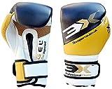Pro Boxeo Guantes Para Formación Piel De Vaca Muay Thai Guantes De Boxeo 8oz 10oz 12oz 14oz 16oz Para Sparring, Almohadillas De Enfoque MMA, UFC Luchando & Kickboxing Bueno Para Saco De Boxeo Juvenil
