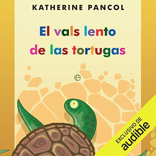 El vals lento de las tortugas [The Slow Waltz of the Turtles] cover art