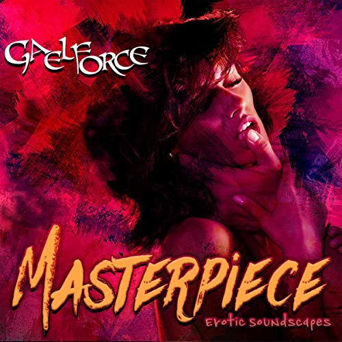 Masterpiece audiobook cover art
