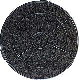 CATA 02859396 Filter für Dunstabzugshaube, Kaminzubehör (Filter, Schwarz, Cata, Ceres, 1 Stück)