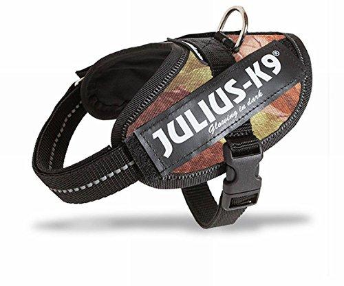 """Julius-K9 16IDC-M-B2 IDC Power Harness, Size: Baby 2 (33-45cm /13-17.5""""), Woodland"""