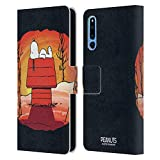 Official Peanuts Snoopy Spooktacular Leather Book Wallet