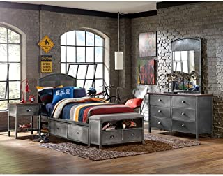 Amazon.com: 8 Pieces - Bedroom Sets / Bedroom Furniture ...