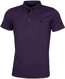 Wolsey Mens Fox Chest Temperature Regulating Golf Polo Shirt
