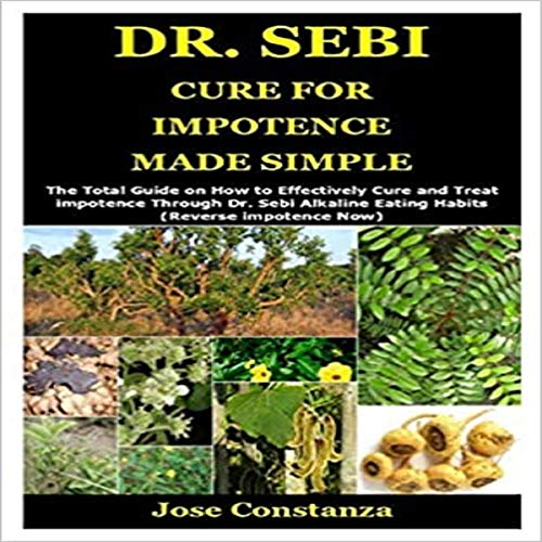 Dr. Sebi Cure for Impotence Made Simple Titelbild