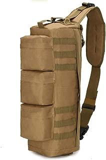 Outdoor Sports Hiking Sling Bag Shoulder Pack Camouflage Tactical Molle Assault Combat Bag