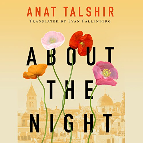 About the Night audiobook cover art