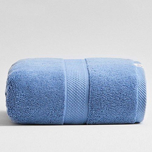 Maison Jardin - Toalla de baño de algodón, tamaño: 80 x 160 cm, para salas de baño, piscina, gimnasia