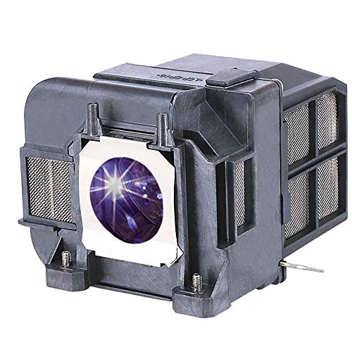 YOSUN V13H010L75 Projector Lamp for Epson PowerLite 1940W 1945W 1950 1955 1960 1965 EB-1940W EB-1945W EB-1950 EB-1955 EB-1960 EB-1965 ELPLP75 Replacement Projector Lamp Bulb with Housing