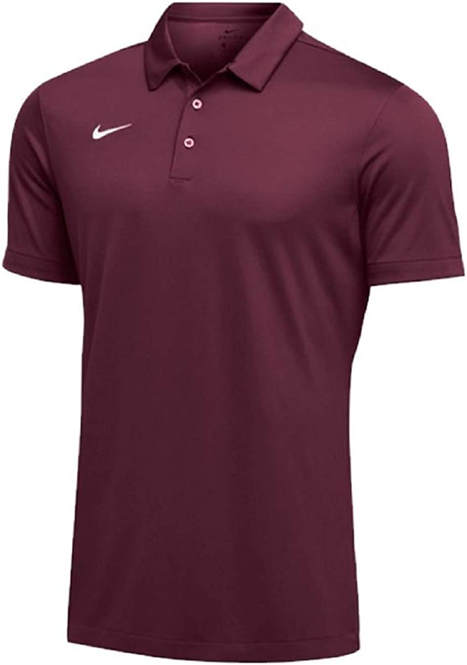 Nike New Mens Dri-FIT Short Sleeve Polo Shirt