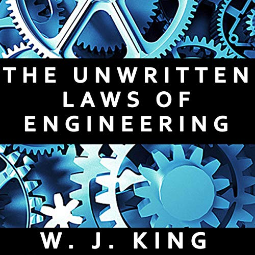 The Unwritten Laws of Engineering  By  cover art