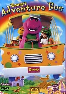 Best barney adventure bus Reviews
