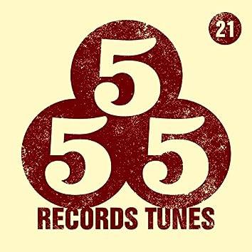 555 Records Tunes, Vol. 21