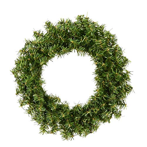 Vickerman 550939-12' Mini Pine (4 pack) Christmas Wreath (A802612-4)