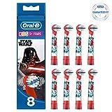 Oral-B Kids - Cabezales de Recambio con Los Personajes de Star Wars,...