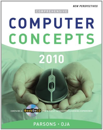 New Perspectives on Computer Concepts 2010: Comprehensive (Available Titles Skills Assessment Manager (SAM) - Office 201