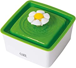 Catit Mini Water Fountain, White/Green