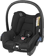 Maxi-Cosi Citi 8735672110 Silla Auto Grupo 0+, Silla coche bebé portátil, bebé recién nacido hasta 12 meses, color essential black