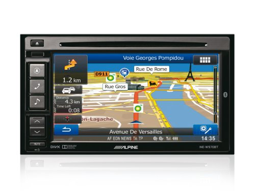 Alpine INE-W970BT Navigationssystem (Kontinent)