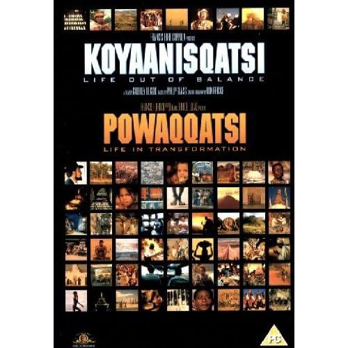 Koyaanisqatsi/powaqqatsi Bs [Edizione: Regno Unito]
