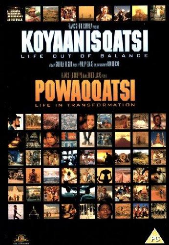 Locandina Koyaanisqatsi/powaqqatsi Bs [Edizione: Regno Unito]